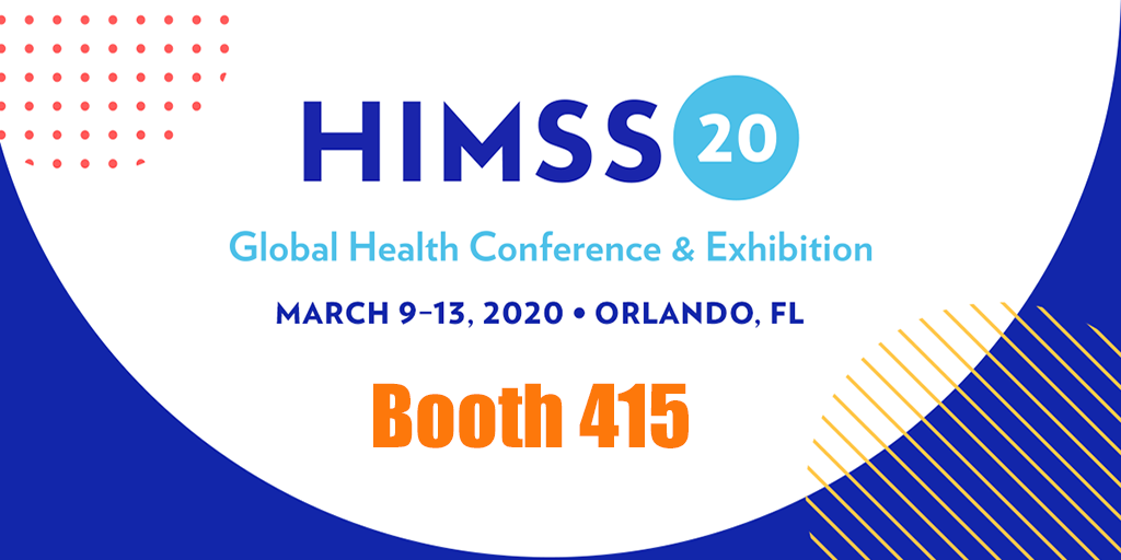 HIMSS20 Booth 415